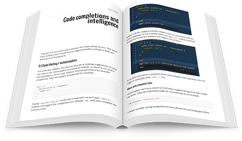 Sublime text power user 20 video tutorials to help you learn how sublime text power user book fandeluxe Images
