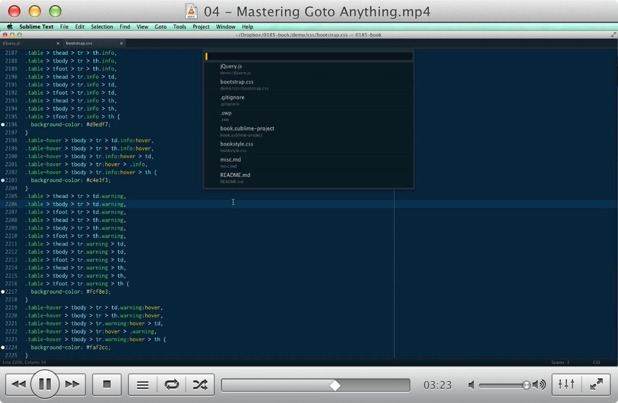 04 - Mastering Goto Anything